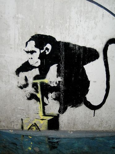 Banksy painted an elephant and placed an inflatable Guantanamo detainee in Disneyland. Now Hollywood loves him. Dan Glaister in Los Angeles and Rob Sharp report on the incredible rise of Britain's secretive graffiti artist.