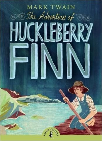 Huckleberry Finn Learns He Must Grow Up