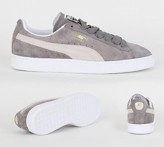 mens puma suede trainers sale