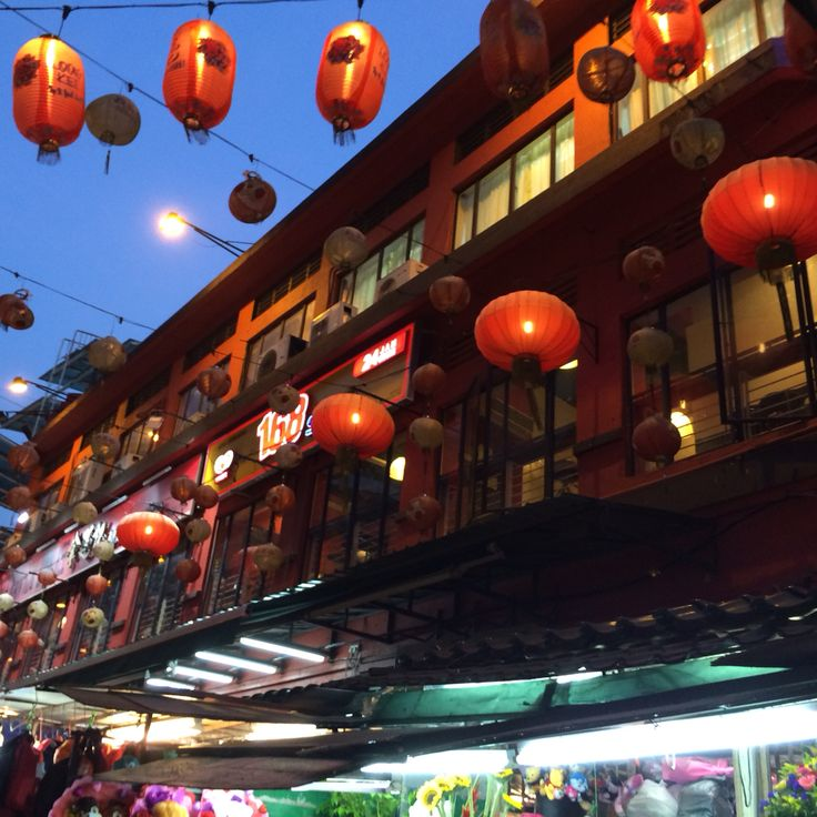 China Town in KL