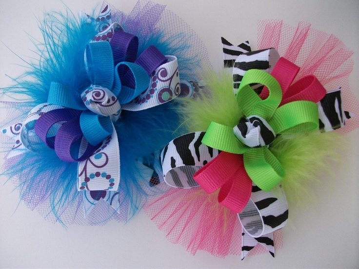 Girly girl bows