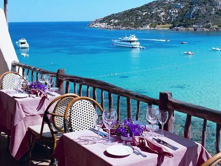 Club Hotel Baia Sardinia, Sardinia, Italy, North East Sardinia ...
