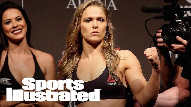Ronda Rousey Shows Off Lean Physique At UFC 207 Weigh-In | SI Wire | Sports Illustrated - http://www.truesportsfan.com/ronda-rousey-shows-off-lean-physique-at-ufc-207-weigh-in-si-wire-sports-illustrated/