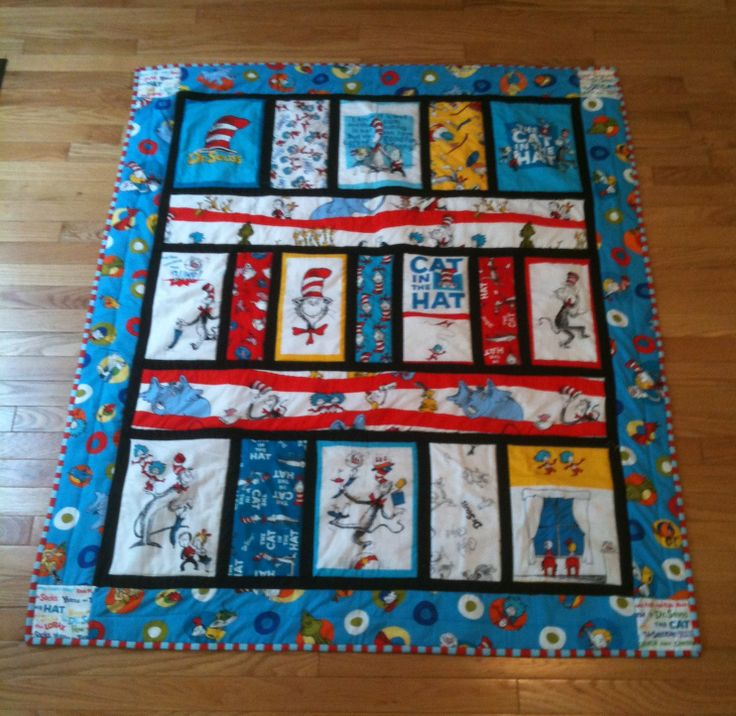 Classroom Quilt Themes ~ I love doing panel quilts pinterest