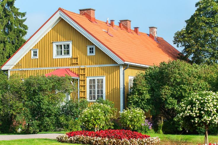 Life in Finland: ANNALA MANOR