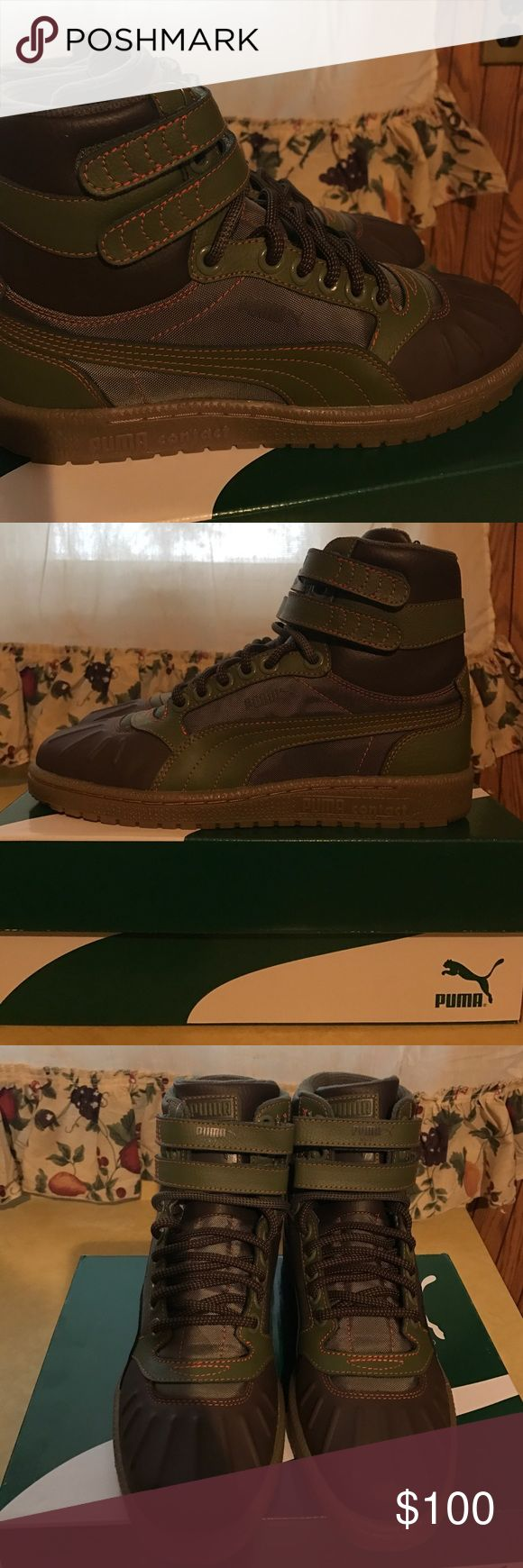 Puma Men's Ski ll Hi Duck Boot Size 7 Brand New Puma Ski ll Hi Duck Boot. Size 7 Men's Puma Shoes Boots