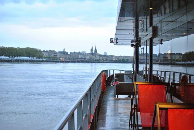 Diner croisiere à bord du Sicambre !