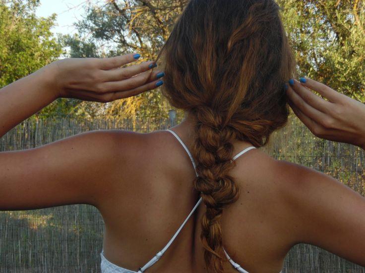simple boho braids