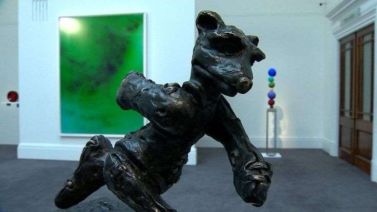 An auction for survivors of the Grenfell Tower fire has raised £1.9m at Sotheby's in London. The total selling price of the 31 lots – all donated by artists including Antony Gormley and Tracey Emin – was about twice the estimate. Sotheby's says the proceeds will be distributed to Grenfell... - #19M, #Art, #Auction, #Grenfell, #Raises