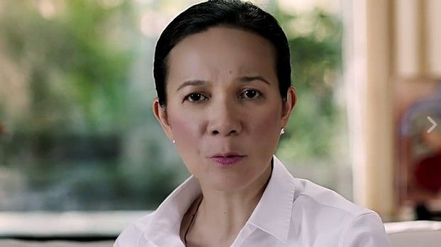 Amid public outcry over her rival's rape joke, Senator Grace Poe took the cudgels for women's rights in  her new political advertisement released this Tuesday.    READ: Duterte rape joke