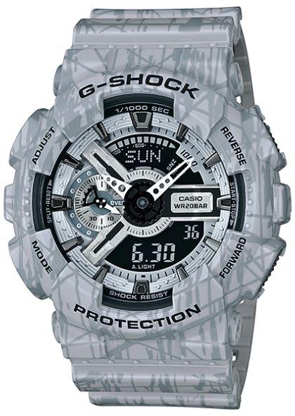 Đồng hồ Casio G-Shock nam GA-110SL-8ADR.