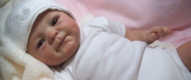 "Do some ""too cute"" baby pictures creep you out? Look up ""reborn dolls"". This might be the creepiest thing I've ever seen."