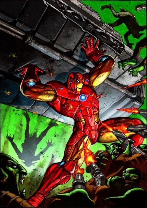 Superheroes vs danzig - 1 3