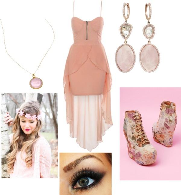"""Janaila's Resnesmee Dinner Party Outfit"" by peanutjazz on Polyvore"