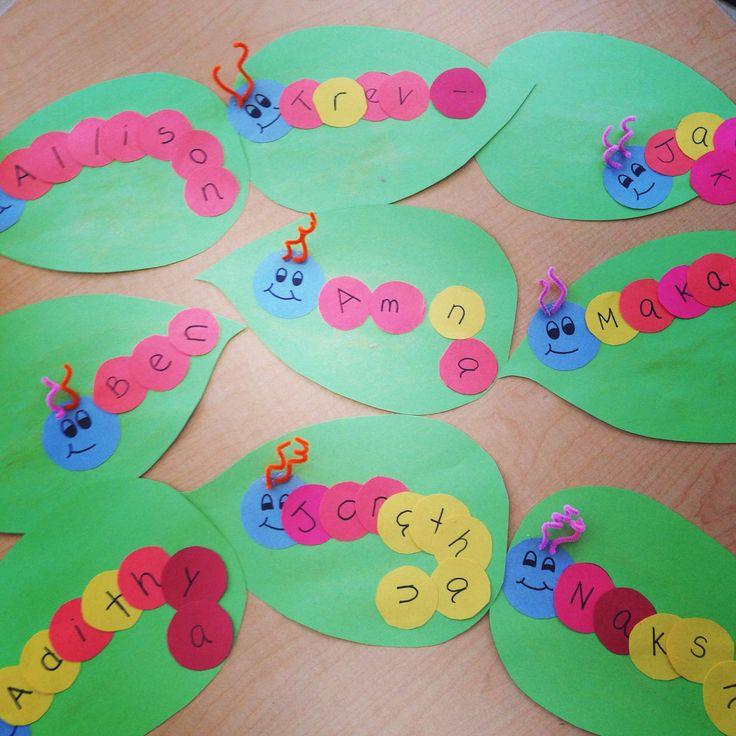 Caterpillar Craft Crafthubs