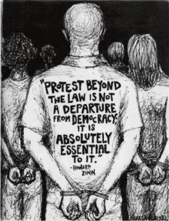 an overview of the moral force protest 4 for an excellent overview of these theories of protest, see james m jasper,  the art of moral  5 jasper, the art of moral protest, 237  force that sways  public opinion, and hence, must be manipulated36 convinced that.