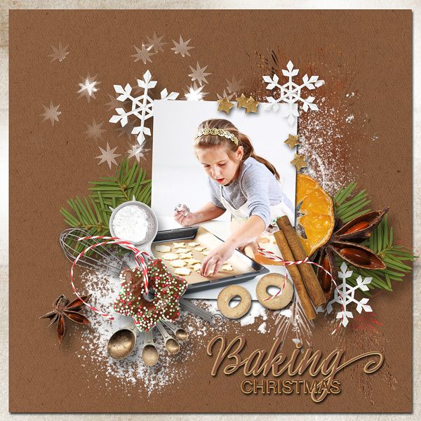 *Spiced Christmas* Collection by et designs  http://www.thedigichick.com/shop/Spiced-Christmas-coll.html  RAK for Lydie and Tina