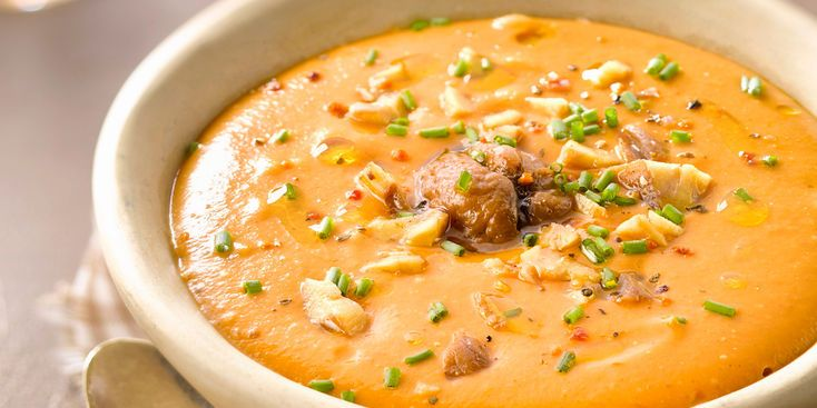 Soupe potiron marron simplissime