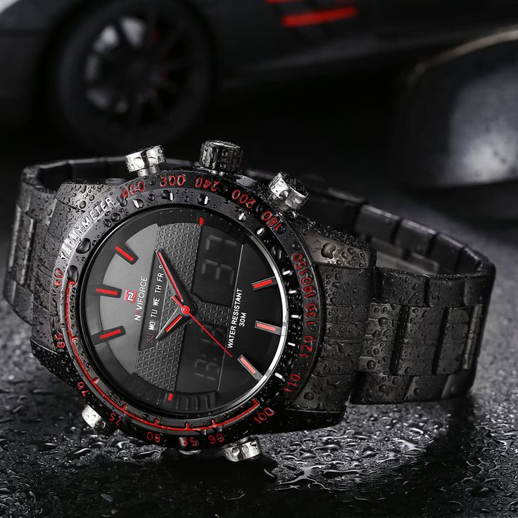 NAVIFORCE NF9024 Quartz Sports Sales Online color2 - Tomtop.com  #women #men #fashion #jewelry #watches
