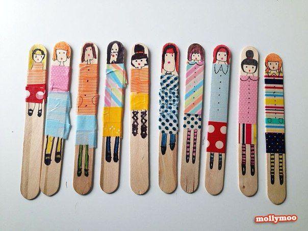 explore popsicle stick crafts