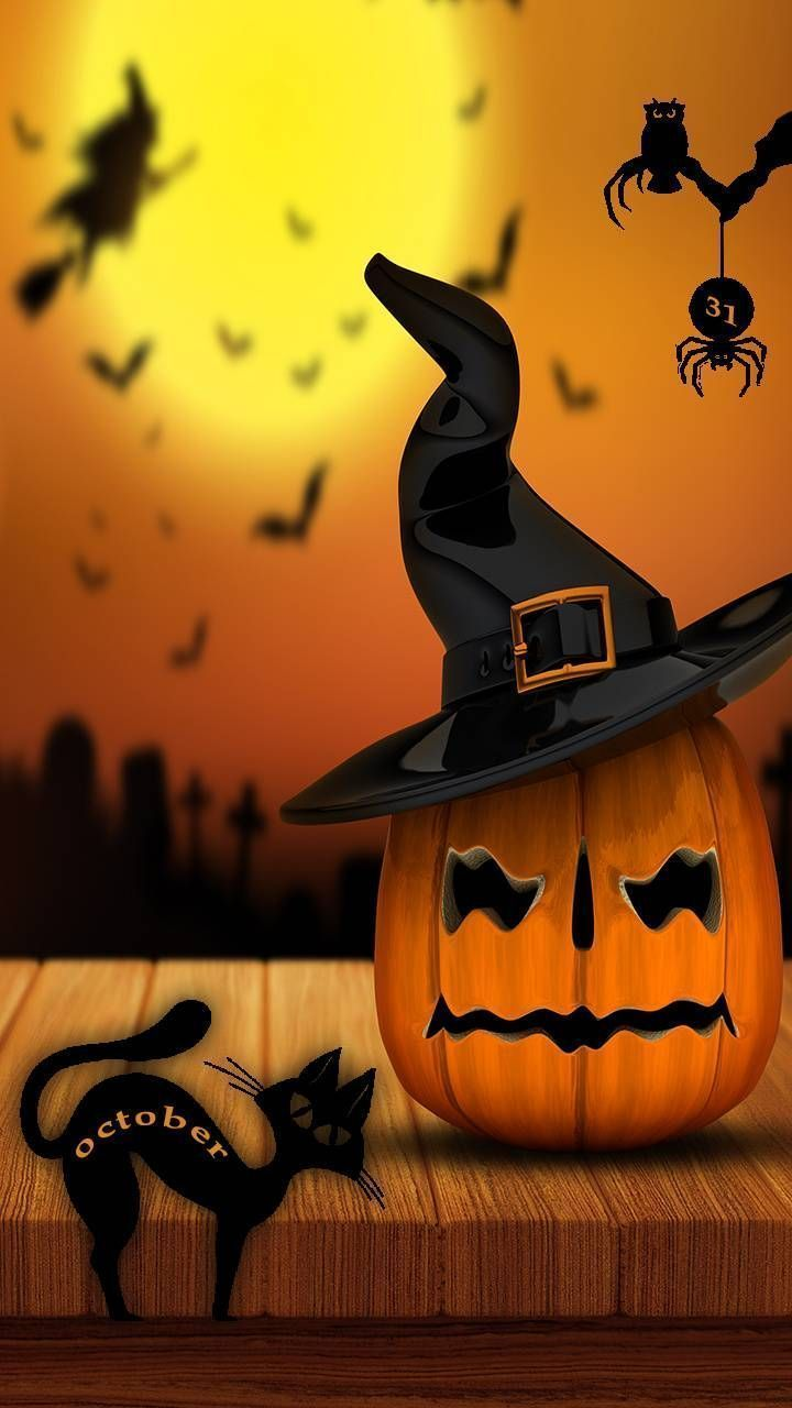 Download Happy Halloween 5 Wallpaper By A123k Ac Free On Zedge Now Browse Millions Of Popular 31 October Wallpapers And Ringtones On Zedge And Personalize October Wallpaper Halloween Wallpaper Halloween Printables Free