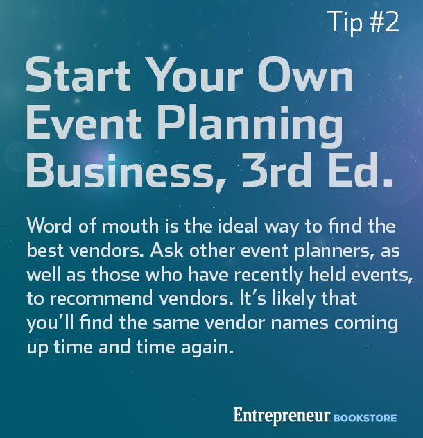 Event Ideas For Business