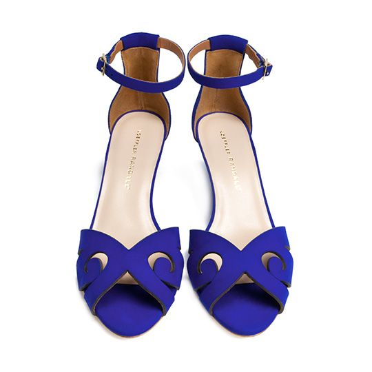 i love how vibrant these shoes are! #loefflerrandall
