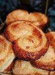 Мобильный LiveInternet Печенье «Слоеные ушки» | Susi333 - Вкусные рецепты |