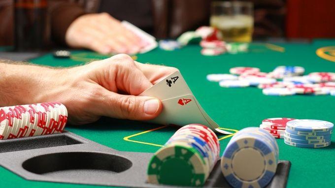 Все о покере: Принципы ставок в покере