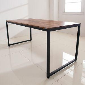 [이르베스] 멀바우 철제 테이블