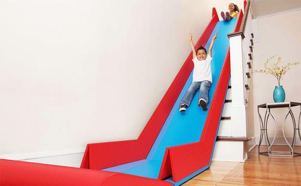 sliderider die faltbare treppenrutsche home ideas pinterest treppenrutsche rutsche und. Black Bedroom Furniture Sets. Home Design Ideas