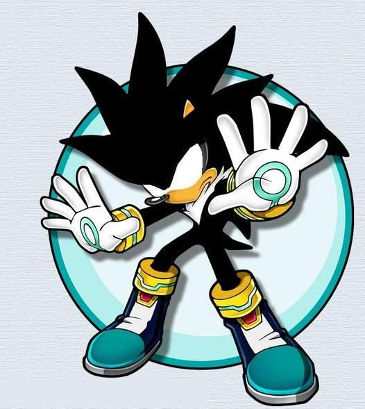 Dark Super Silver The Hedgehog 14 best images about S...