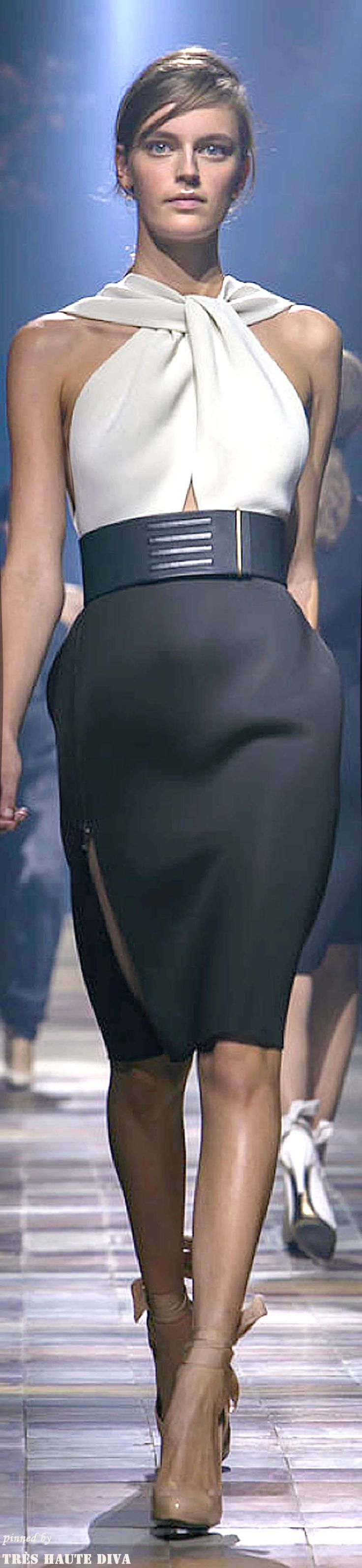 "#Paris FW Lanvin Spring 2014 RTW (Sexy ""Cocktail"" Dresses)"