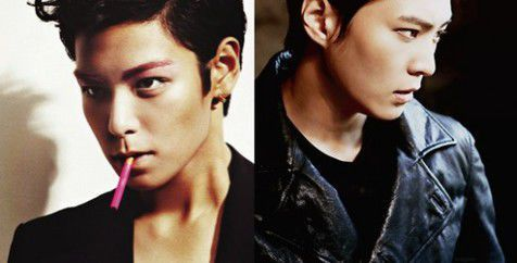T.O.P Big Bang vs Joo Won