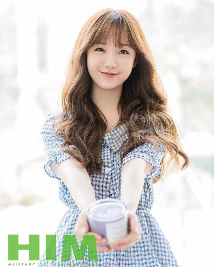 [Lovelyz] Kei for HIM Magazine July 2016 Vol.63 (4p)