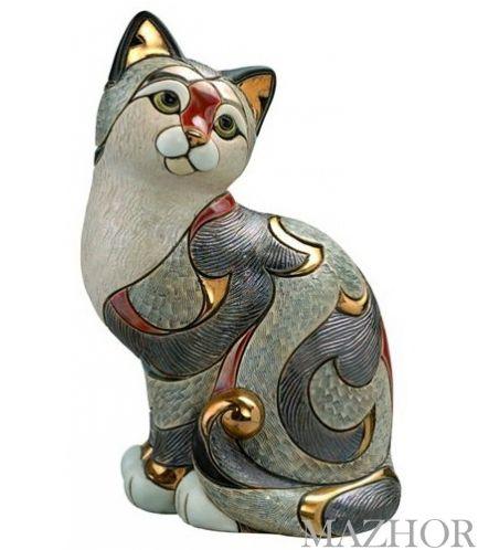 Статуэтка кошки De Rosa Rinconada Dr1014-81