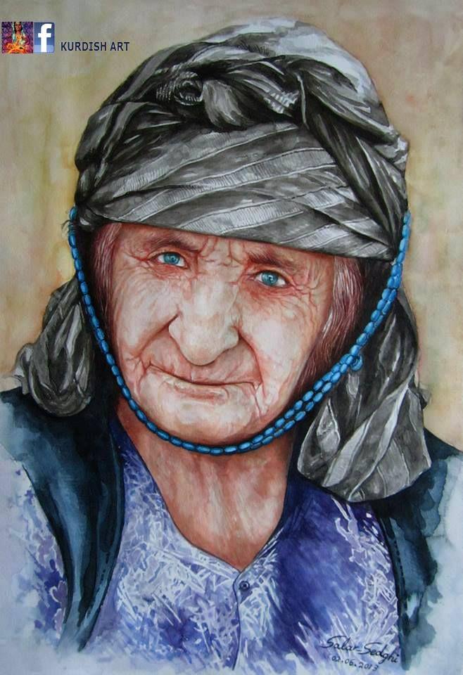 Art work of Salar Sedghi