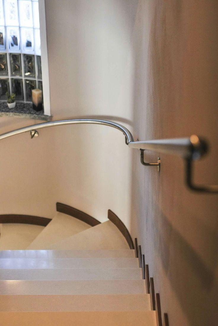 corrimano acciaio inox handrailing