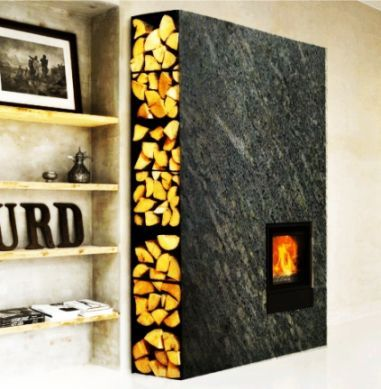 Thermal Mass Stoves - heat storage with masonry, soapstone and rocket stoves