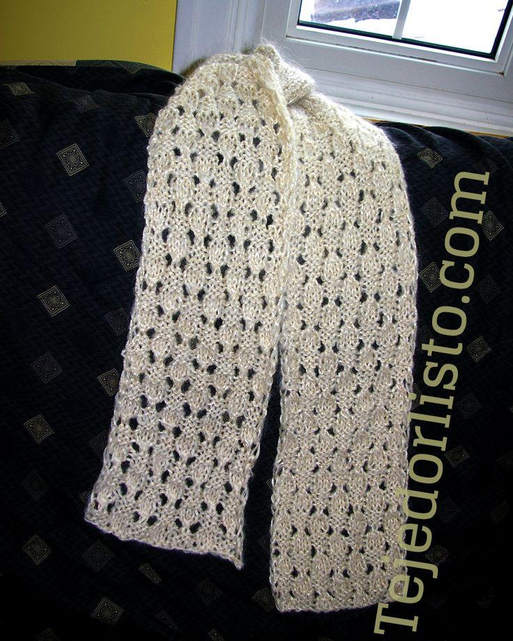 Mejores 17 imágenes de Mis diseños a tricot / punto en Pinterest ...