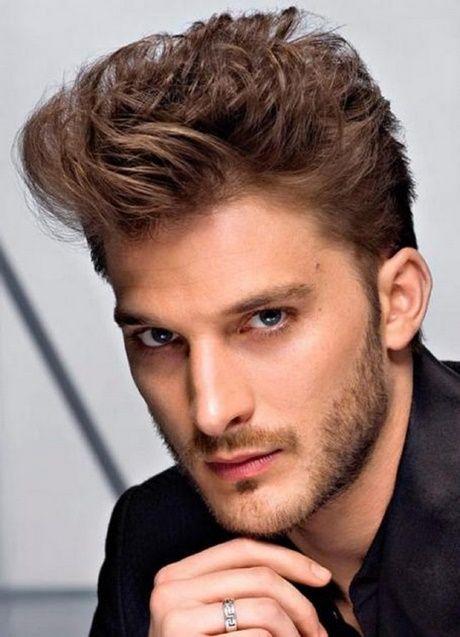 Modische Frisuren für Männer #frisuren #manner #modische