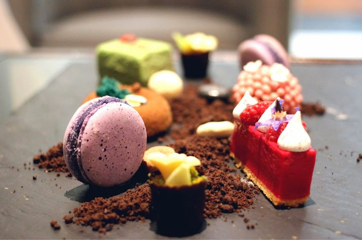 The Afternoon Tea Club Reviews: Edible Garden Afternoon Tea at the Intercontinental Westminster