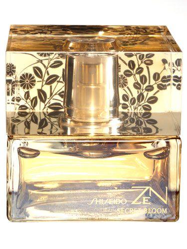 35 More Fall Fragrances - Shisheido ZEN Secret Bloom Limited Edition
