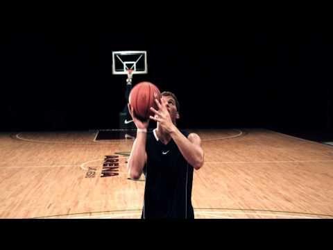 Nike Pro Training Drills, Blake Griffin, Rebounding: Tip Drill - YouTube