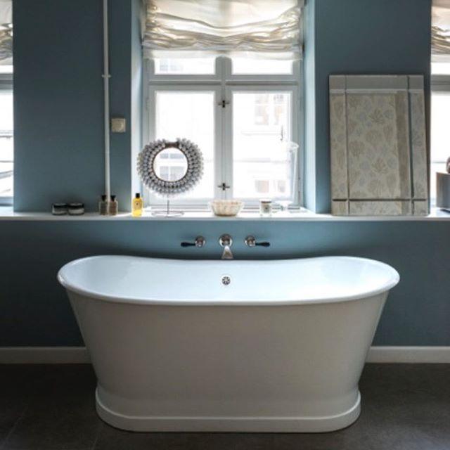 Perfect Nina Nyborg Bathroom / Epoque Bath / Carpe Taps From AQUADOMO / Photo By  Paul Raeside Nice Design