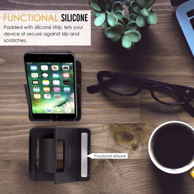 #Universal #Foldable #Multi #Angle #Cellphone #Tablet #Stand #Desktop 2 Pack #iPhone 8