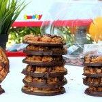 SAMOA COOKIE, le biscuit des girl scouts américaines au caramel et noix de coco. - Cooking Mumu
