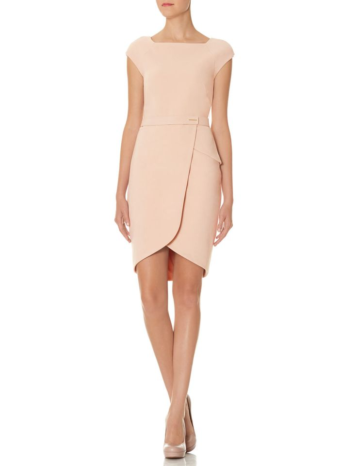 Tulip Skirt Sheath Dress - $128 - the limited.com