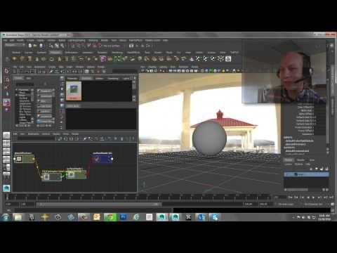 Maya Monday IBL bug workaround - YouTube