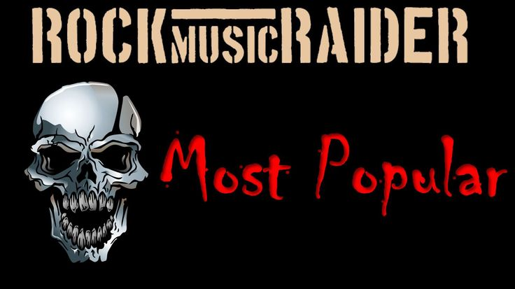10 Most Popular Posts @ RockmusicRaider